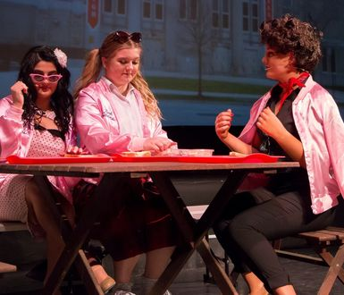 Parks Theatre Grease 4235