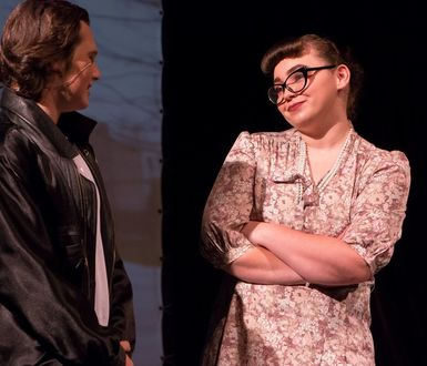 Parks Theatre Grease 4248