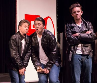 Parks Theatre Grease 4249