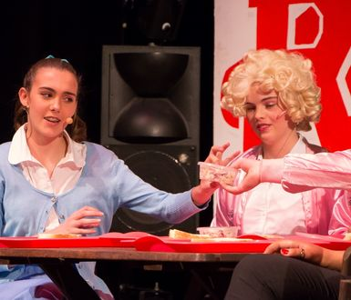 Parks Theatre Grease 4255