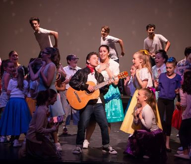 Parks Theatre Grease 4340