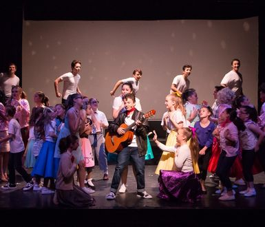 Parks Theatre Grease 4341
