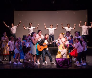 Parks Theatre Grease 4344