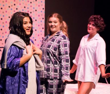Parks Theatre Grease 4390