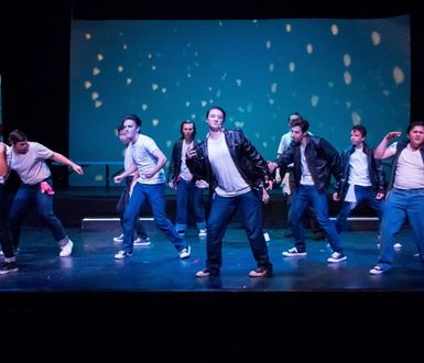 Parks Theatre Grease 4440