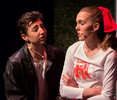 Parks Theatre Grease 4458