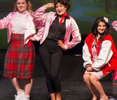 Parks Theatre Grease 4570