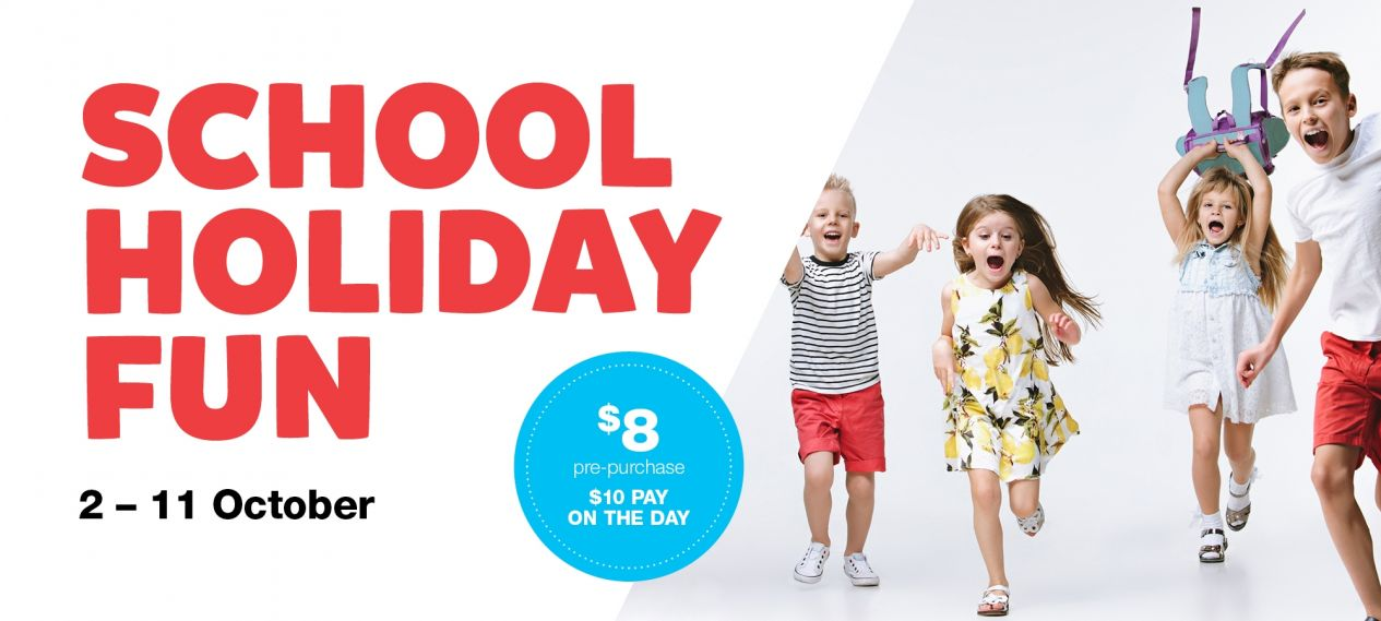 School Holiday Fun At The Parks The Parks Recreation