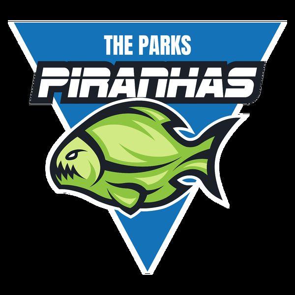 The Parks Parks Piranhas badge