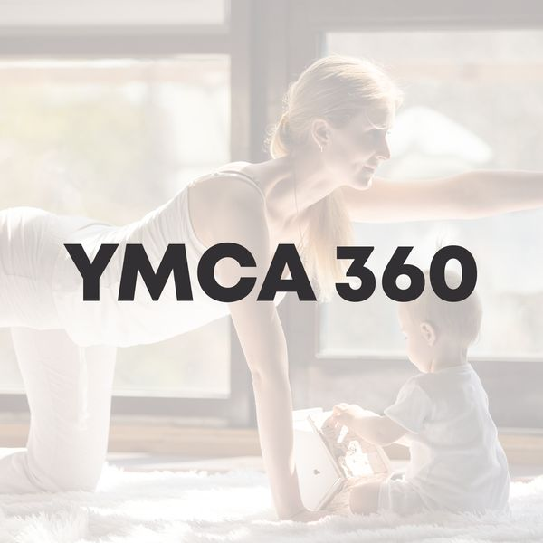 Workout from Home YMCA 360 square