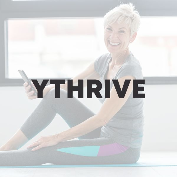 Workout from Home YTHRIVE square